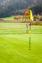 Golf Hole Stock Images - 57752684