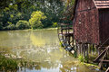 Watermill Stock Photography - 57756652