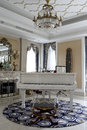 The Piano In The Luxury In The Living Room Royalty Free Stock Photography - 57767257