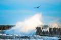 Waves Breaking Royalty Free Stock Images - 57788369