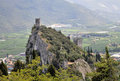 Castle Of Arco Stock Image - 57825071