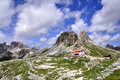 Landscape Dolomity - Torre Di Toblin Royalty Free Stock Photo - 57834305