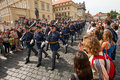 Changing Of The Guard Stock Images - 57836314