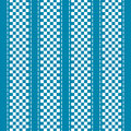 Blue And White Checkered Abstract Background Stock Photo - 57880610