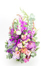 Beautiful Bouquet Of Flowers Royalty Free Stock Photography - 57890297
