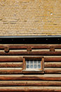 House Roof And Wall Stock Photo - 5790840