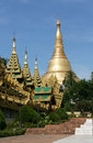 Shwedagon Pagoda Royalty Free Stock Photography - 5793727
