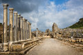 Ancient City Of Perge Stock Photos - 57965093
