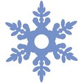 Snowflake 02 Stock Images - 57979244