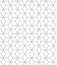 Black And White Seamless Pattern Sacred Geometry Royalty Free Stock Photo - 57984585