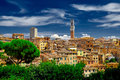 Sienna Italy Stock Images - 57987074