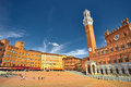 Sienna Italy Center Royalty Free Stock Images - 57987139