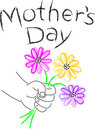 Mother S Day/eps Stock Photography - 589362