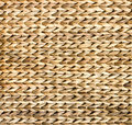 Woven Basket Royalty Free Stock Photo - 5808545