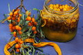 Sea Buckthorn Stock Photo - 58015020