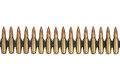Ammunition Belt Stock Photography - 58028192