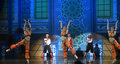 """Arabia Dancers- Ballet """"One Thousand And One Nights"""" Stock Images - 58058644"""