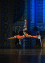 """Floating Jump- Ballet """"One Thousand And One Nights"""" Stock Photo - 58058680"""