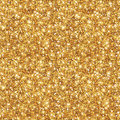 Gold Glitter Texture, Seamless Sequins Pattern Stock Images - 58061704