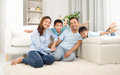 Asian Family Royalty Free Stock Images - 58098089