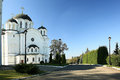 Orthodox Church Temple Royalty Free Stock Images - 58129359
