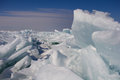 Ice Formations On Lake Mighigan Stock Images - 58140244