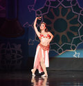 "Enchanting Queen- Ballet ""One Thousand And One Nights"" Stock Photography - 58154582"