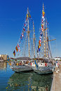 Sailing Boats Stock Image - 58182221