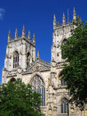 York Minster Royalty Free Stock Photography - 5828077