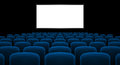 Cinema Hall Stock Photography - 58201122
