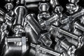 Nuts And Bolts Stock Images - 58201414