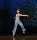 """The Little Mermaid Pure- Ballet """"One Thousand And One Nights"""" Royalty Free Stock Photography - 58201667"""