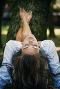Relax In Nature Royalty Free Stock Photography - 58205977
