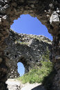 Remains Of The Vrsatec Castle Royalty Free Stock Image - 58223536