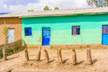 Small Village In Ethiopia Royalty Free Stock Photography - 58236147