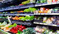 Vegetables At The Supermarket Royalty Free Stock Photos - 58239778