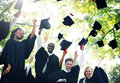 Graduation Student Commencement University Degree Concept Stock Image - 58249071