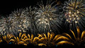 Fireworks VI Royalty Free Stock Image - 58256376
