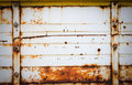 Grunge Background Metal Plate With Screws Stock Photography - 58281402