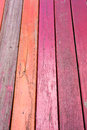 Old, Red Grunge Wood Vertical Panels On A Rustic Barn Royalty Free Stock Photography - 58284277