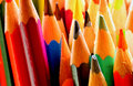 Coloured Pencils Royalty Free Stock Image - 58295286