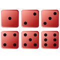 Dice Royalty Free Stock Photography - 5831327