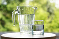 Glass Of Water Royalty Free Stock Image - 58302646