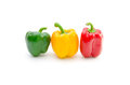 Sweet Pepper Isolated Royalty Free Stock Photos - 58398268