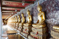 Buddha Image In Wat Suthat Stock Images - 58418704