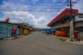 Almirante Town In Panama Royalty Free Stock Image - 58431186