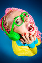 Crazy Fun Stock Images - 58434354