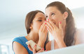 Girls Gossiping And Having Fun Royalty Free Stock Photos - 58434538