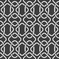 Seamless Oriental Pattern. Royalty Free Stock Photography - 58442527