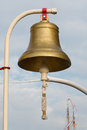Ship Bell Stock Image - 58446451